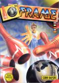 10th Frame Commodore 64 Front Cover