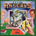 Robot Rascals Commodore 64 Front Cover