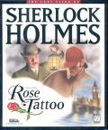 The Lost Files of Sherlock Holmes: Case of the Rose Tattoo DOS Front Cover