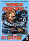 Kennedy Approach Commodore 64 Front Cover German disk release