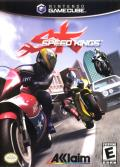 Speed Kings GameCube Front Cover