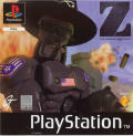 Z PlayStation Front Cover
