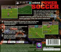 adidas Power Soccer PlayStation Back Cover