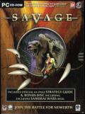 Savage: The Battle for Newerth Linux Front Cover