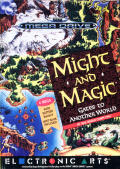 Might and Magic II: Gates to Another World Genesis Front Cover