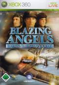 Blazing Angels: Squadrons of WWII Xbox 360 Front Cover