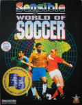 Sensible World of Soccer: European Championship Edition DOS Front Cover
