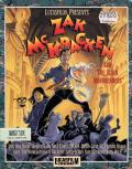 Zak McKracken and the Alien Mindbenders Amiga Front Cover