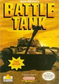 Garry Kitchen's Battletank NES Front Cover