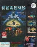 Realms Amiga Front Cover