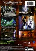 Legacy of Kain: Defiance Xbox Back Cover