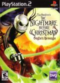 Tim Burton's The Nightmare Before Christmas: Oogie's Revenge PlayStation 2 Front Cover
