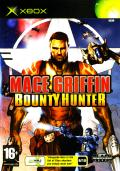 Mace Griffin: Bounty Hunter Xbox Front Cover