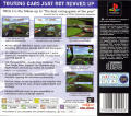 TOCA 2: Touring Car Challenge PlayStation Back Cover