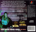 Syphon Filter 3 PlayStation Back Cover