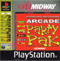 Arcade Party Pak PlayStation Front Cover