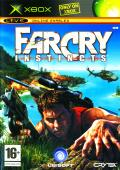 Far Cry: Instincts Xbox Front Cover