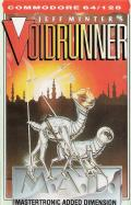Voidrunner Commodore 64 Front Cover