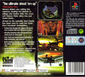 MDK PlayStation Back Cover