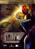 UFO: Aftershock (Collector's Edition) Windows Front Cover