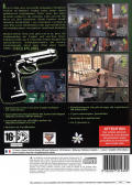 Th3 Plan PlayStation 2 Back Cover