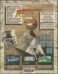 Indiana Jones and The Last Crusade: The Graphic Adventure Macintosh Back Cover