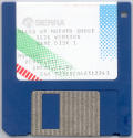 "Mixed-Up Mother Goose DOS Media 3.5"" Disk 1/2"