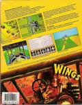 Wings Amiga Back Cover