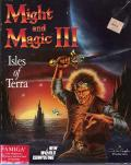 Might and Magic III: Isles of Terra Amiga Front Cover