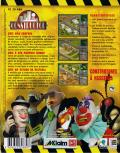 Constructor DOS Back Cover