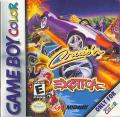 Cruis'n Exotica Game Boy Color Front Cover