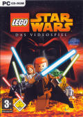 LEGO Star Wars: The Video Game Windows Front Cover