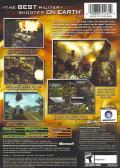 Tom Clancy's Ghost Recon 2: 2011: Final Assault Xbox Back Cover
