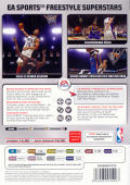 NBA Live 06 Windows Back Cover