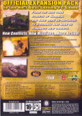 Delta Force: Black Hawk Down - Team Sabre Windows Back Cover