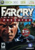Far Cry: Instincts - Predator Xbox 360 Front Cover