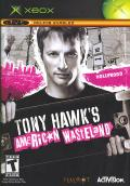 Tony Hawk's American Wasteland Xbox Front Cover