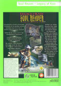 Legacy of Kain: Soul Reaver Windows Back Cover