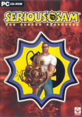 Serious Sam: The Second Encounter Windows Front Cover