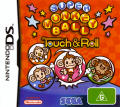 Super Monkey Ball: Touch & Roll Nintendo DS Front Cover