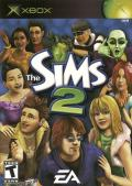 The Sims 2 Xbox Front Cover
