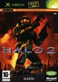 Halo 2 Xbox Front Cover