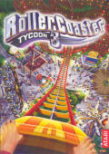 RollerCoaster Tycoon 3 Windows Other Keep Case - Front