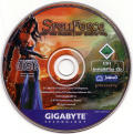 SpellForce: The Order of Dawn Windows Media Disc 1/2