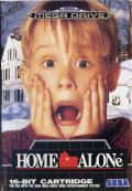 Home Alone Genesis Front Cover