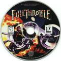 The LucasArts Archives Vol. III DOS Media Full Throttle Disc