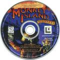 The LucasArts Archives Vol. III DOS Media Monkey Island Madness Disc