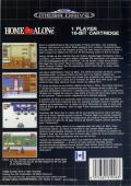 Home Alone Genesis Back Cover