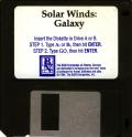 Solar Winds: Galaxy DOS Media