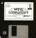 Wing Commander: Deluxe Edition DOS Media Disk 1/5